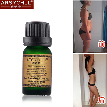 Weight loss cream with essential oils