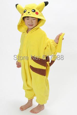 costume pikachu enfant