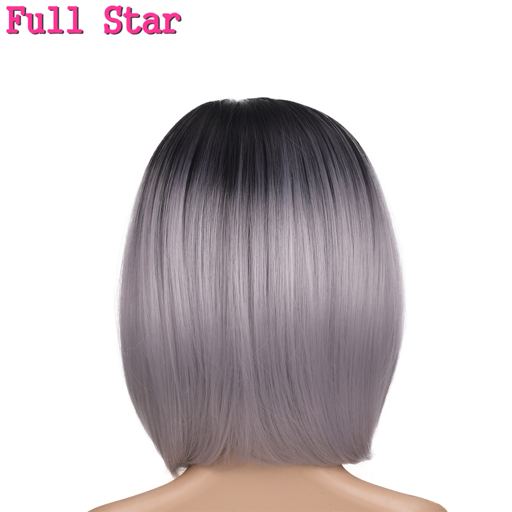 synthetic wig Full Star081