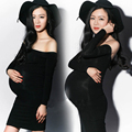 Black Maternity Dress Color Full Sheath Above Knee You Will Like The Simple Designer Brands Sexy