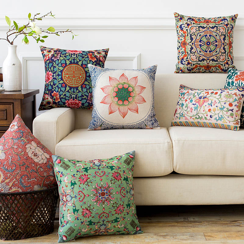 Popular Traditional Decorative Pillows-Buy Cheap Traditional Decorative Pillows lots from China ...