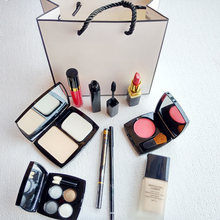 Free Shipping to All Country Gabrielle Bonheur Brand Goddess Cosmetics Makeup Set Nine Sets Totall 9 Pieces In One Set