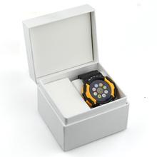Спорт умные часы пульсометр круглый Smartwatch bluetooth-смарт часы для android-iphone Samsung Huawei Xiaomi яблоко часы