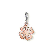 Buy TS Copper Alloy Rose Gold Color Hollow Clover Leaf Charms Fit TS Bracelet Bag, Thomas Style Charm Club Jewelry Women for $3.64 in AliExpress store