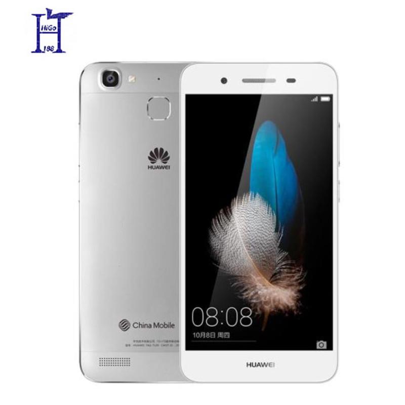 2016 New Original Mobile phone Huawei Enjoy 5S TAG-AL00 5 inches 1280x720 13.0MP MTK6753t Octa core RAM 2GB ROM 16GB Smartphone(Hong Kong)