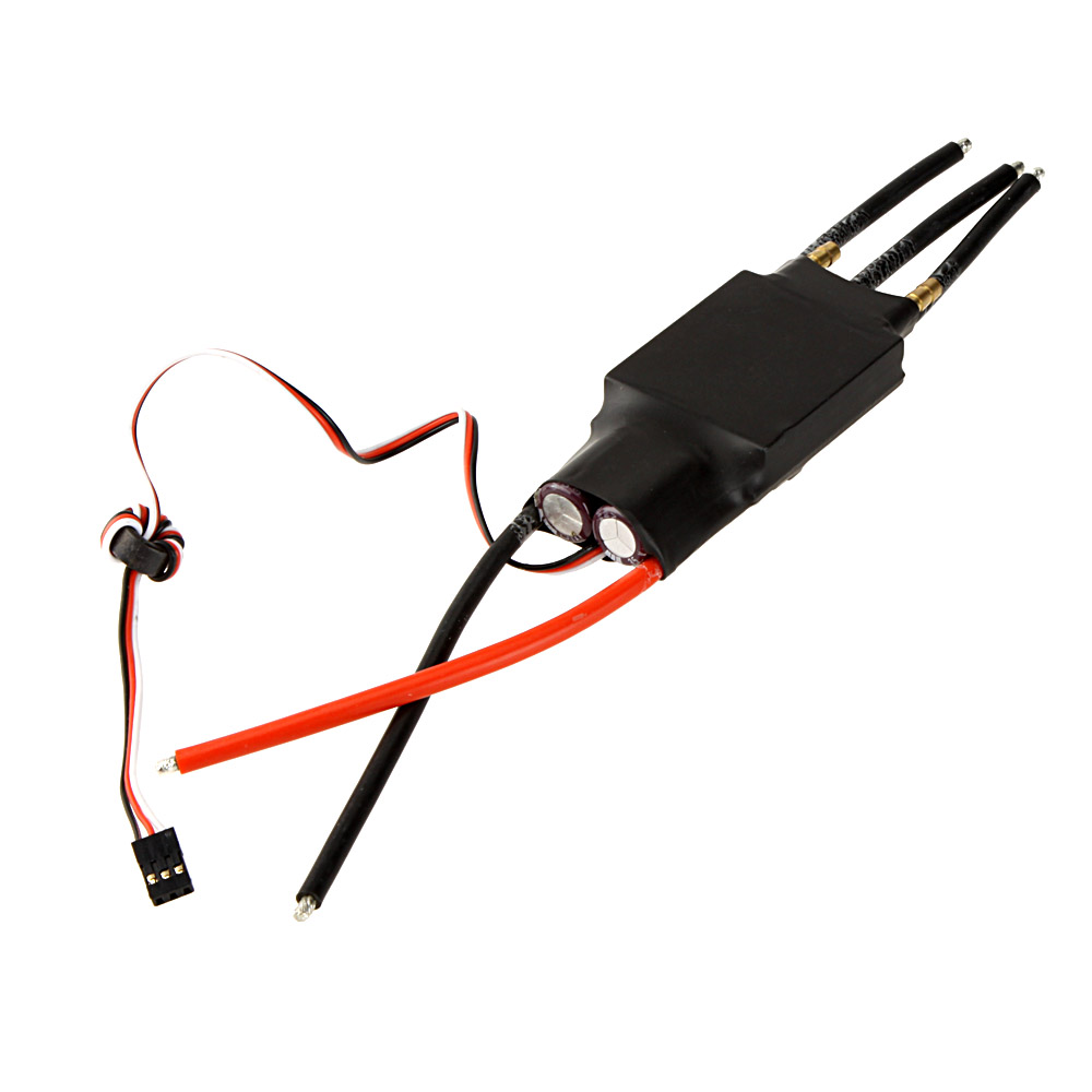 Water Cooling Electric Speed Controller 100A Brushless ESC with 5V/5A SBEC for RC Boat Model<br><br>Aliexpress