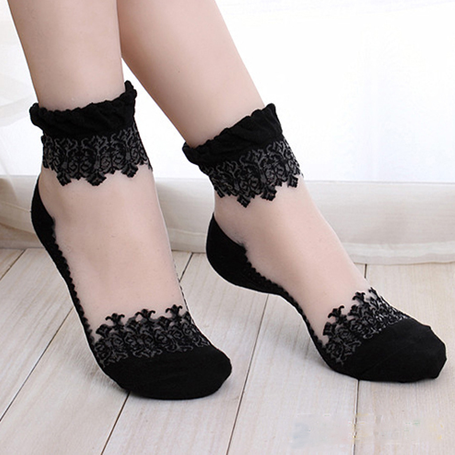 Buy low price, high quality girl lace socks with worldwide shipping on roeprocjfc.ga