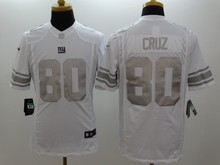 100% Stitiched New York Giant Eli Manning Odell Beckham Jr Phil Simms Taylor Victor Cruz white Black Green Salute(China (Mainland))