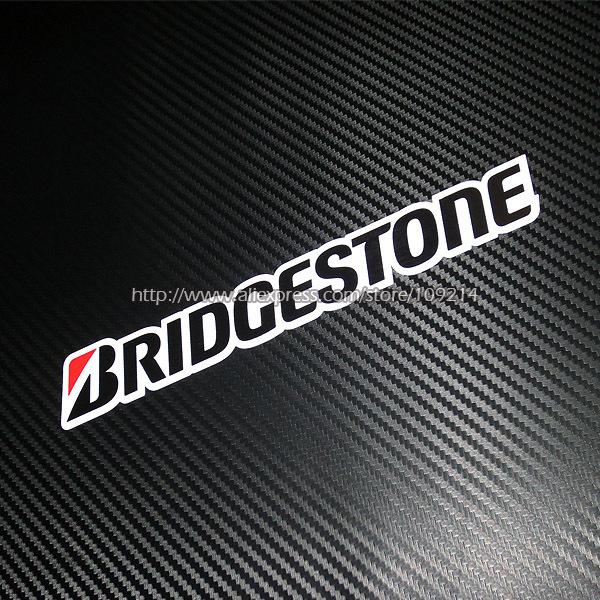 Bridgestone Stickers Motorcycle Helmet Motorcycle Sticker