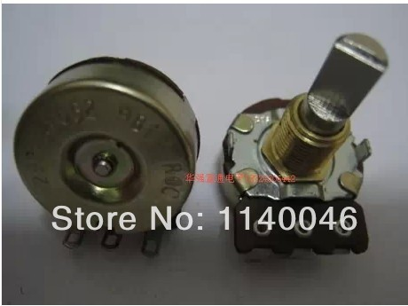 U.S. CTS genuine electric guitar potentiometer Shaoyou volume dedicated long life potentiometer 5K20(China (Mainland))
