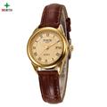 Relojes Mujer 2016 Ladies Bracelet Wrist Watch Gold Rhinestone Watch Bling Crystal Montres Femmes Fashion Genave