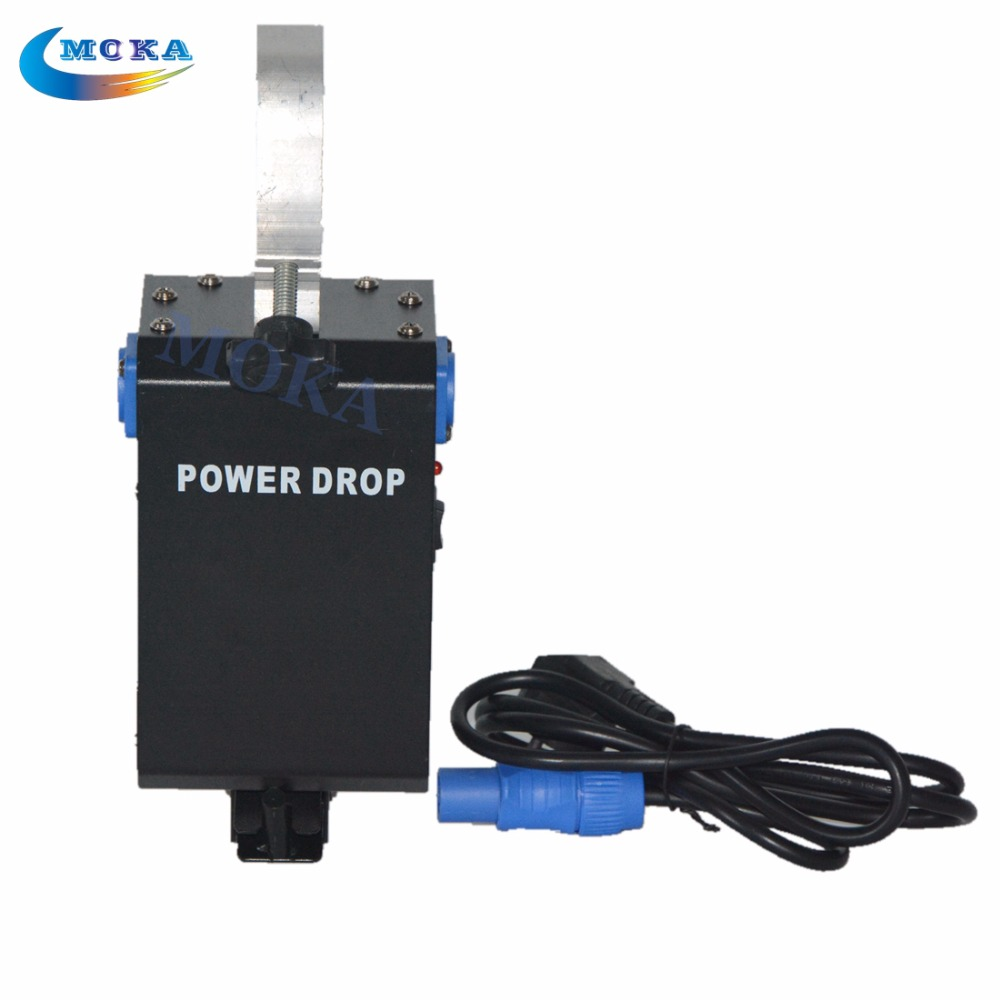 DMX Power Drop Machine Stage Equipment Fx  -  MOKA STAGE EQUIPMENT store