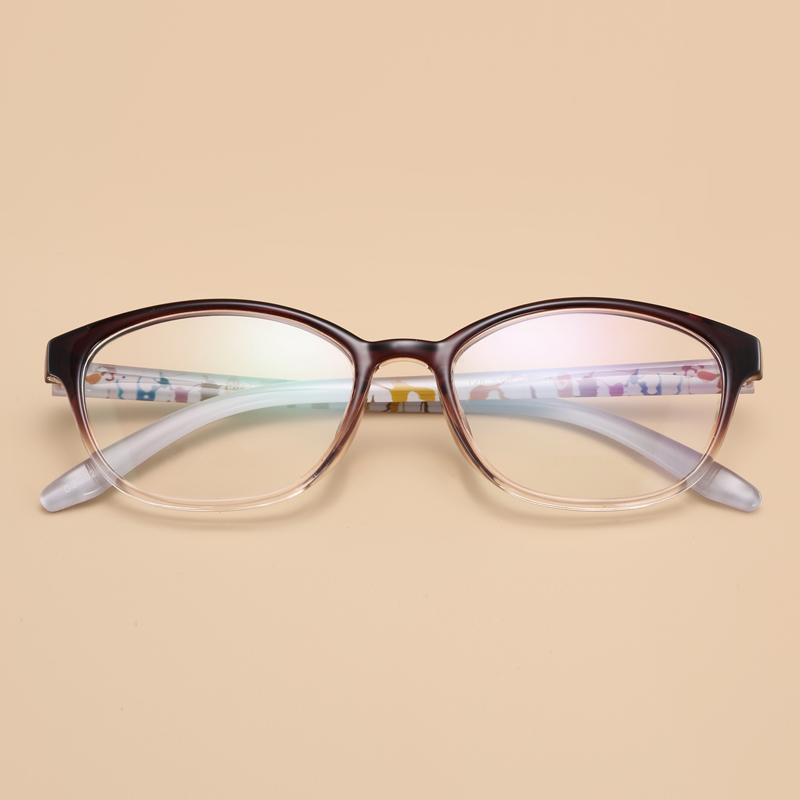 Korean Eyeglasses Frames Philippines : 2016-Korean-Brand-Design-Flowral-Printing-TR90-Eyeglasses ...