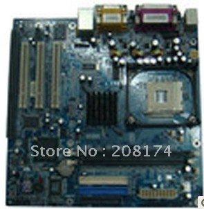 Desktop Motherboard for P7LI ISA Pentium 4 Free shipping(China (Mainland))
