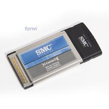 2.4Ghz 54 Mbps Wireless Wifi Network LAN Card Smcwcb-g2 Ez Connect Laptop Cardbus Pcmcia Wireless-G Adapter(China (Mainland))