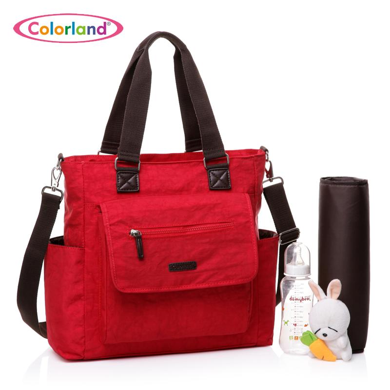 Baby Diaper Bag Mummy Nappy Bag Mother Stroller Organizer