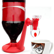 Attractive Novelty Fizz Saver Soda Dispenser Drinking Dispense Gadget for W/2 Liter Bottle(China (Mainland))