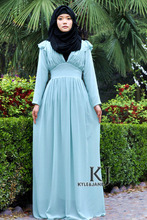2015 new djellaba nexia fashion vestidos longos full length islamic clothing for women long sleeve nexia daewoo LD201(China (Mainland))