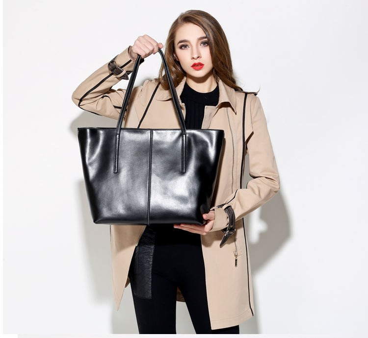 women leather handbags genuine leather bags messenger bags (7)