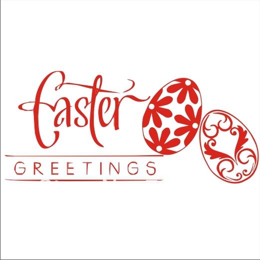 Popular vinyl heat transfer - Happy Easter egg for holiday t shirt(China (Mainland))