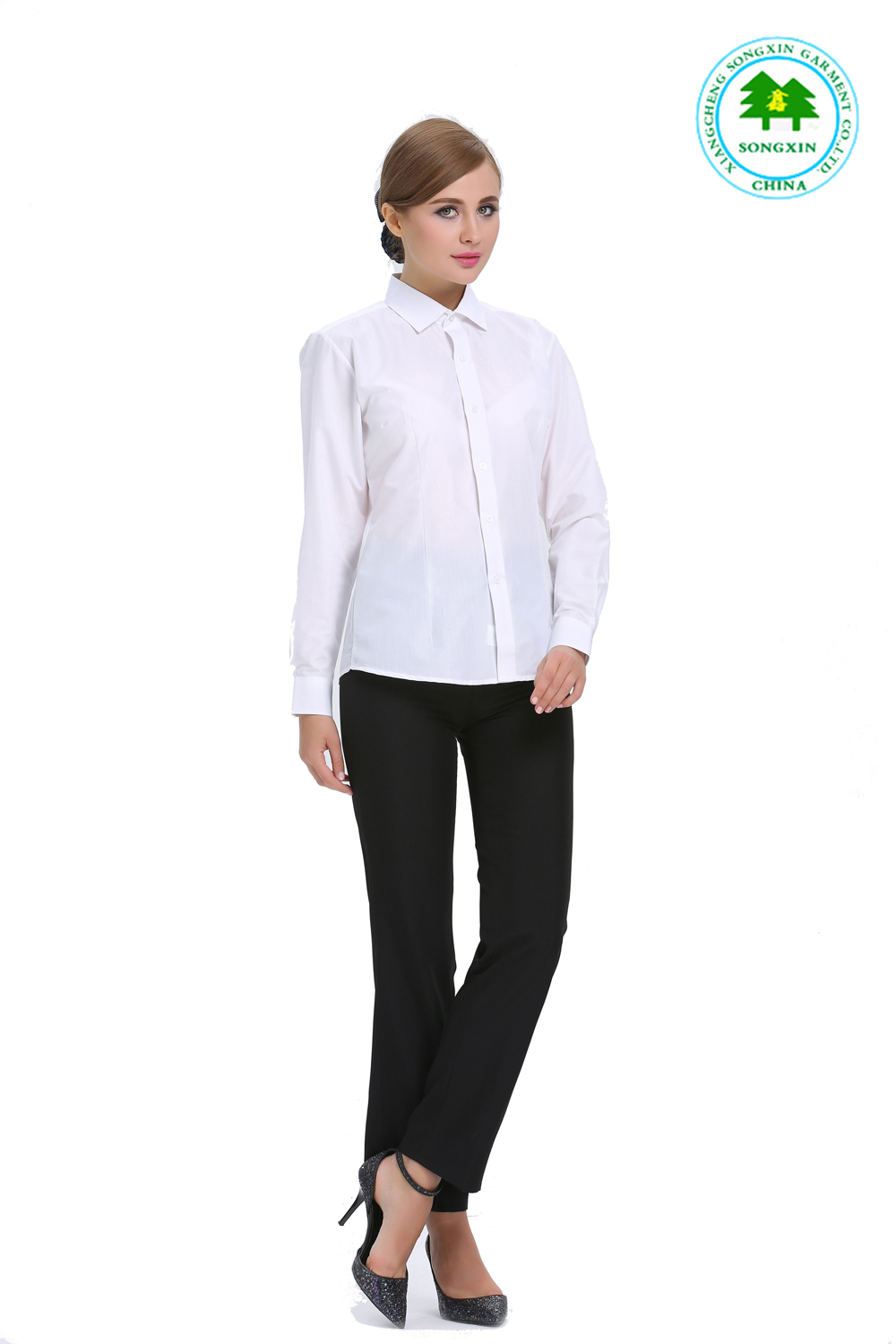 White Pants With White Shirt