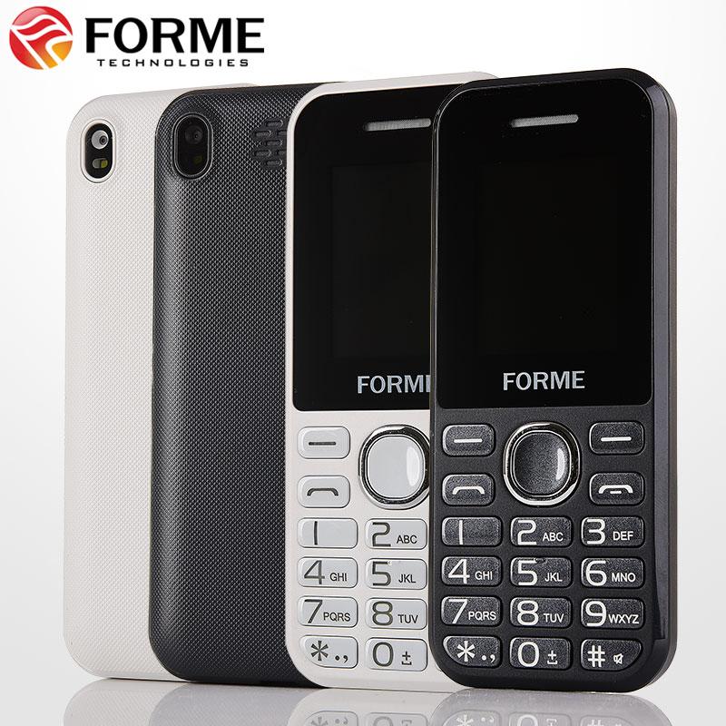 Big Button Free shipping FORME K09 dual sim Torch telefon celular original cell phone unlocked mobile phone(China (Mainland))