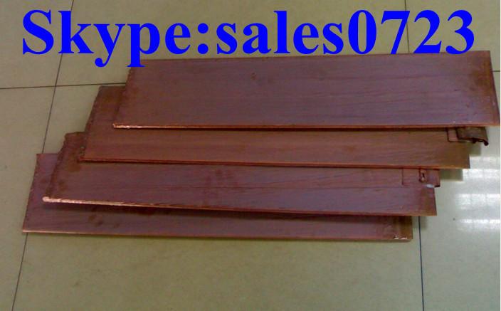 Copper Cathode 99,97% -99.99% red copper 125kg(China (Mainland))