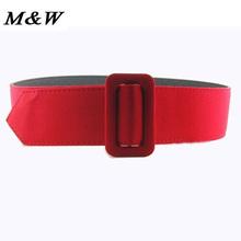 Buy 2017 New Ladies Leather Wide Belt Winter all-match Belt Cummerbund Jacket Women's Waist Belt Decoration Belts Women for $4.03 in AliExpress store