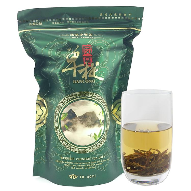 New 2015 spring Grade China ChaoZhou Phoenix Dancong Tea Chao Zhou Feng Huang Dan Cong Cha Oolong Tea light Fragrance 200g(China (Mainland))