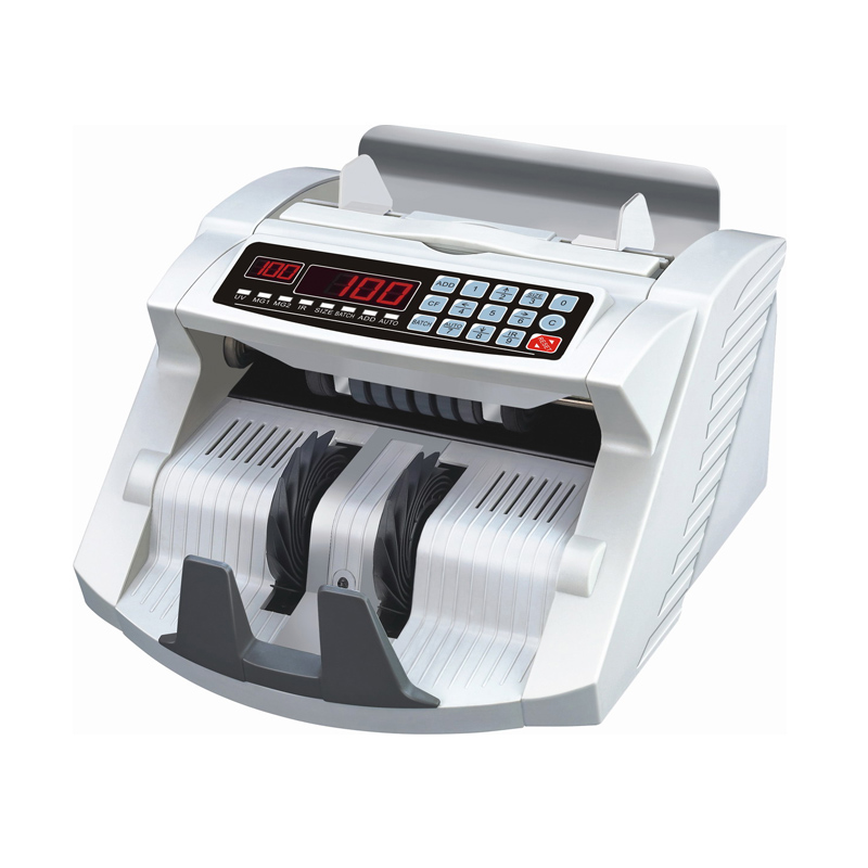 New Banknote Multi-Currency Bill Money Counter DMS-284T UV+MG+IR+SIZE Cash Counting Machine(China (Mainland))