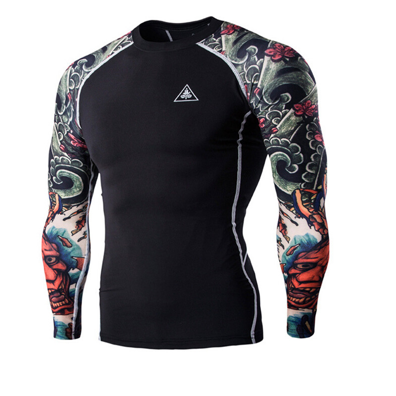 Compare prices on full sleeve tattoo shirts online for Quick print t shirts