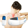 Smart Neck Massager Electric Pulse Massage Infrared Heating Therapy Neck Brace Magnetic Effect Pillow Rapid Eliminate
