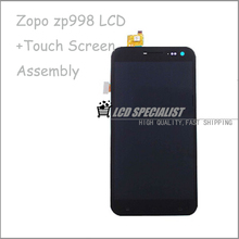 5.5″ Inch New Original For Zopo zp998 Touch Screen Digitizer+LCD Display Full Assembly SM-055ANRP019A-11 Panel Repartment