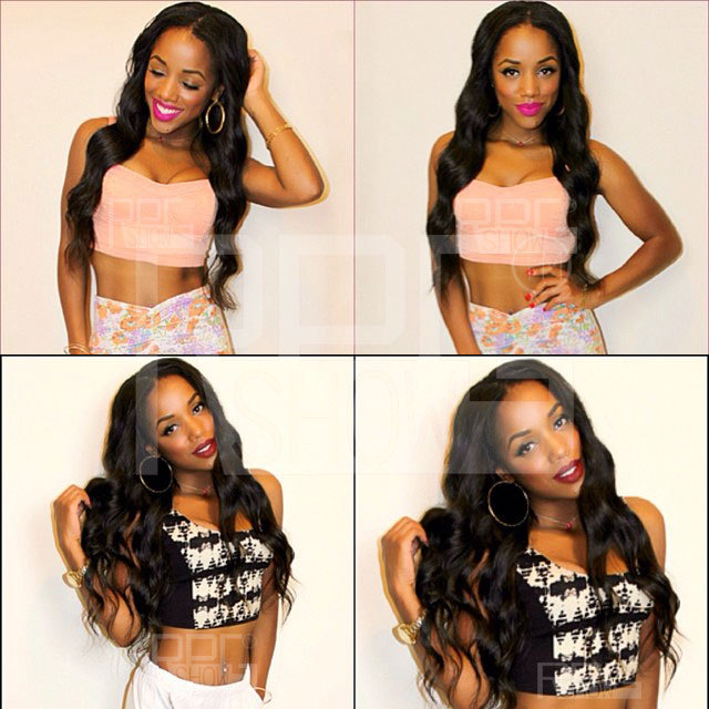 Rpgshow wigs RPGshow , 130% full lace human hair wigs 43 u 130% human hair u part wigs for black women