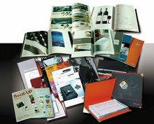 online negotiation will help you save much money on printing catalog,brochure,flyer,magazine.(China (Mainland))