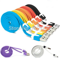 Micro Usb Cable Sync Data Charge Usb Cable For HTC samsung galaxy note 3 S4 I9300 Galaxy S5 N7100 Mini Usb cable E2030