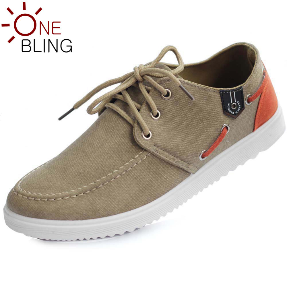 Promotions Summer 2015 Mens Juxtaposition-Colored Canvas Shoes Men Casual Sneakers Breathable Lace-up Wear-resisting Shoes<br><br>Aliexpress