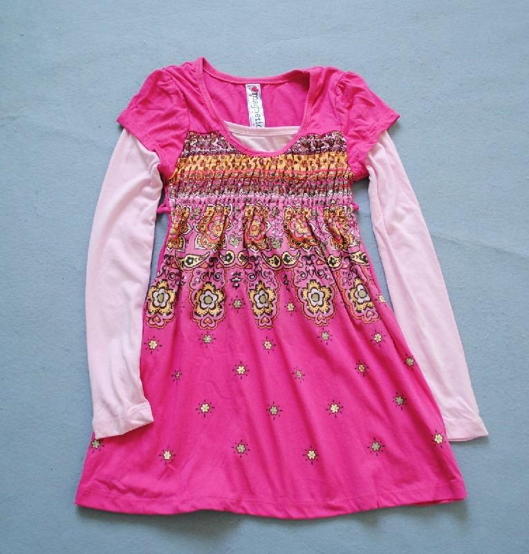 Baby Girls Fashion Dresses Girls Stripe Princess Dress Children Kids Summer Beach Dress<br><br>Aliexpress