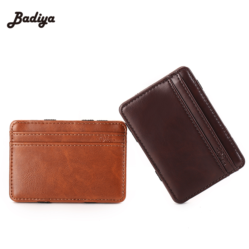 Hot Selling Man Magic Change Bags Corean Style Portative Thin Mini Wallets Multifunctional Bifolds Card Holders Male Wallet(China (Mainland))