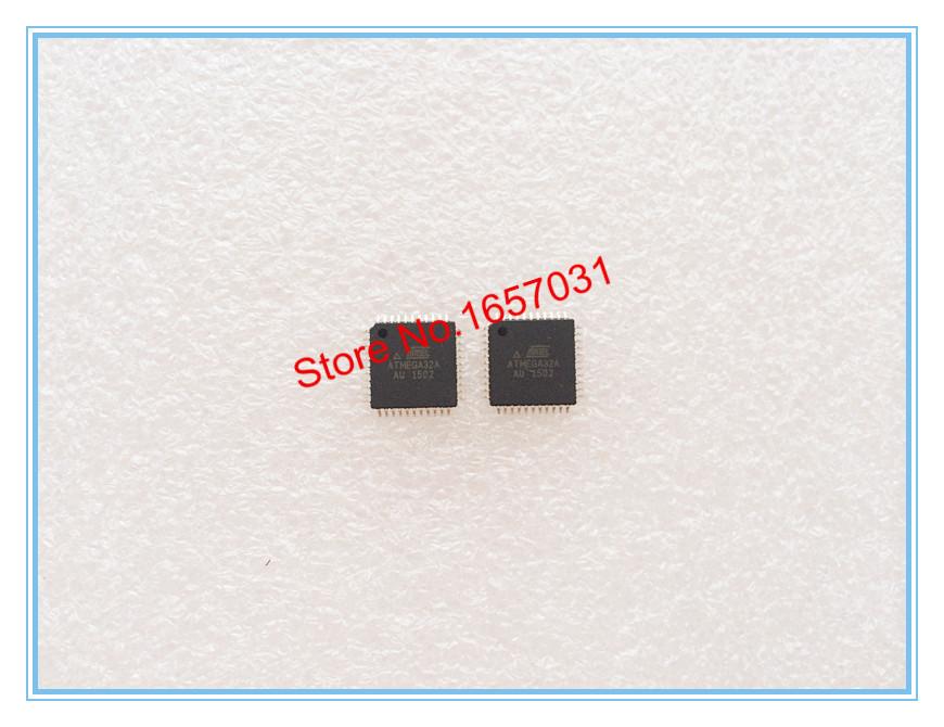 2PCS ATMEGA32A-AU ATMEGA32A ATMEGA32 8-bit Microcontroller with 32K Bytes(China (Mainland))