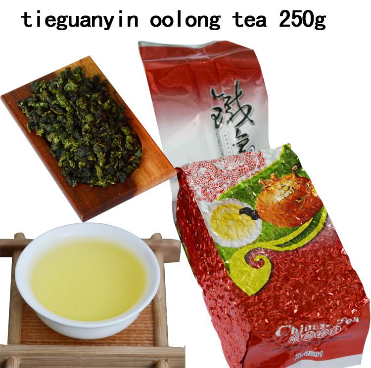 Anxi Tieguanyin Luzhou tea 250 grams Chinese organic Tieguanyin natural health