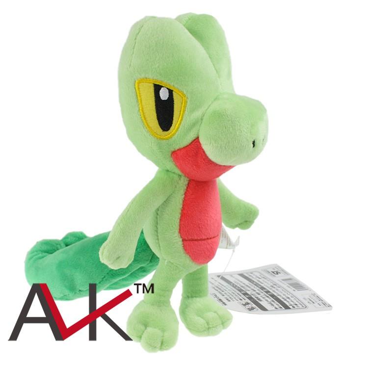 9 style Pokemon Plush Doll Toy 5.5″ Pikachu Charmander Treecko Chikorita Froakie Cyndaquil Lapras Squirtle Figure Toy !!!