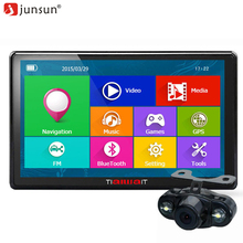 7″Capacitive screen Car GPS Navigation WinCE 6.0 Bluetooth AVIN rear view camera 8GB Europe Russia navitel navigator vehicle gps