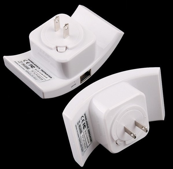 Direct Marketing 300mdbs wireless wifi repeater signal repeater booster amplifier(China (Mainland))