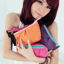 Fashion Korean Women Lady's Makeup Case/MP3/Phone Cosmetic Storage Pouch cosmetic bag organizer A handbag Wholesale(China (Mainland))