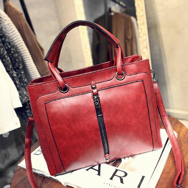 Fashion Women Handbgas High Quality Leather Crossbody Bags Luxury Women Messenger Bags Designer Women Handbag Shoulder(China (Mainland))