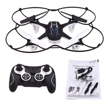 Buy Kids Mini RC Drone 2.0MP HD Camera Quadcopter Quadrocopter Remote Control Toys 2.4GHZ 6 Axis Gyro Training Drones for $26.39 in AliExpress store