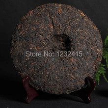 Made in1990 Ripe Pu er Tea Top grade Chinese yunnan original Puer Tea 357g health care