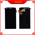 Professional Tested LCD Display For LG G5 H840 H850 Touch Screen Digitizer Assembly Black Color Mobile