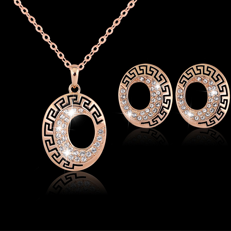Ювелирный набор Danbihuabi Fashion Jewelry 2015 golde  ювелирный набор jimore 2015 whol women fashion jewelry